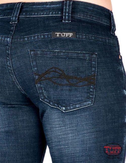 Cowgirl Tuff Sapphire Trouser Jeans
