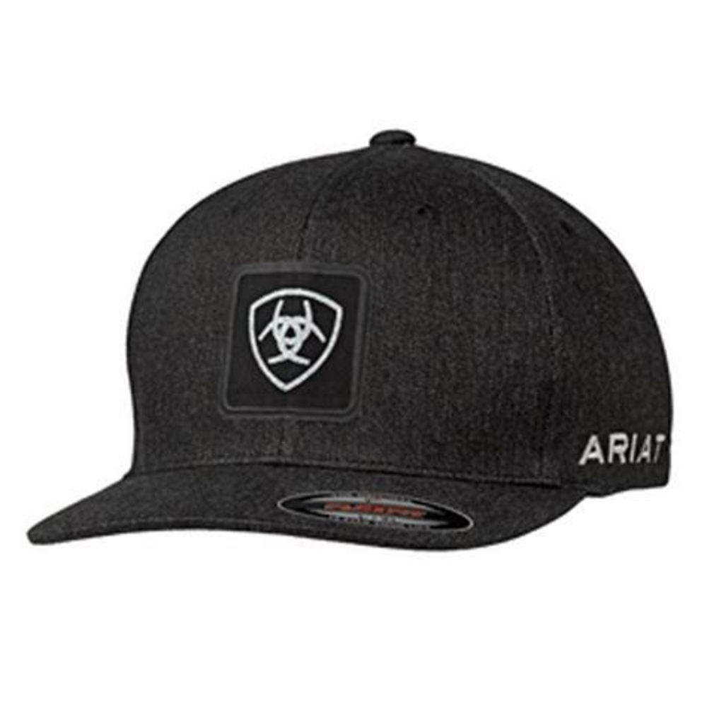 Ariat Ball Cap Charcoal Grey S-M