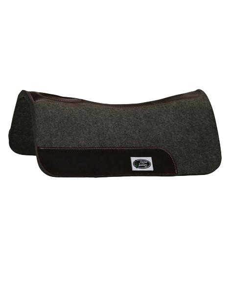 Cactus Saddlery Felt Barrel Pad 1