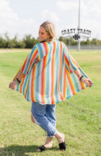 Load image into Gallery viewer, Crazy Train Harvest Colors Kimono