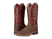 Load image into Gallery viewer, Old West Childrens Cowboy Boots BSY1889