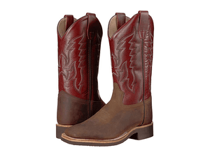 Old West Childrens Cowboy Boots BSY1889