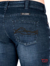 Load image into Gallery viewer, Cowgirl Tuff Sapphire Trouser Jeans