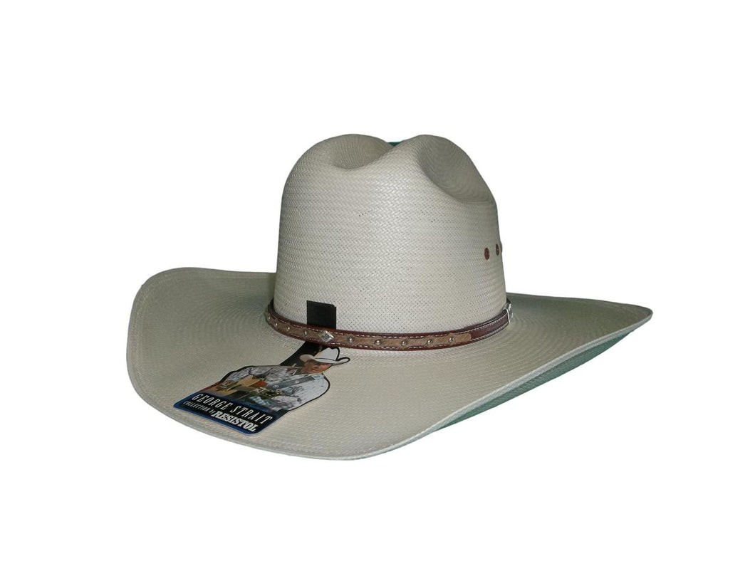 Resistol George Strait Collection Low Time Cowboy Hat
