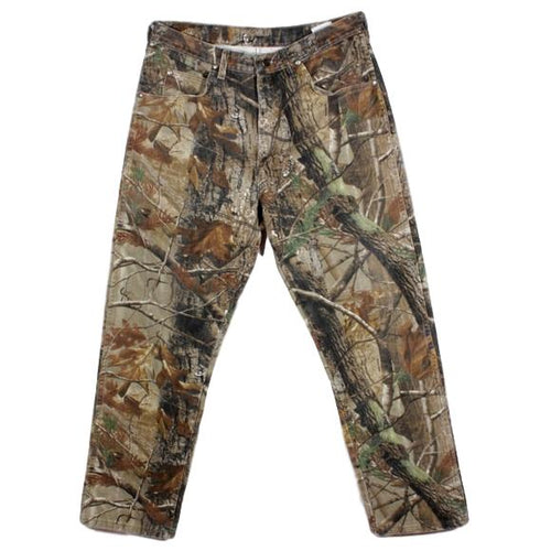 Wrangler Pro Gear Camo 5 Pocket Flex Hunting Jeans