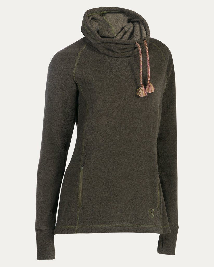 Noble Outfitters Elements Olive Cozy Cowl