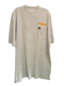 Riggs Workwear Pocket T-Shirt Grey