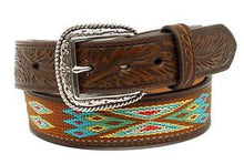 Load image into Gallery viewer, Ariat Men's Ribbon Inlay Belt
