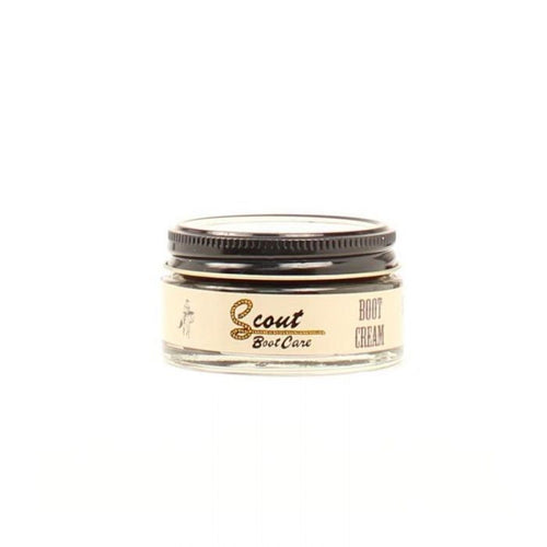 Scout Boot Care Chocolate Boot Cream