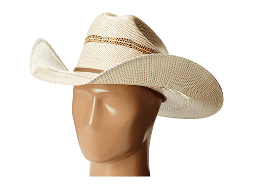 Ariat Bangora Straw Cowboy Hat