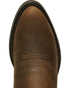 Justin Huck Brown Men's Boots 2551