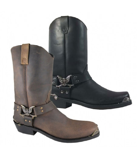 Smoky Mountain Men's Miami Leather Boot