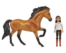 Load image into Gallery viewer, Breyer Spirit & Lucky Small Set