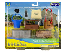 Load image into Gallery viewer, Breyer Stable Feeding Accessories
