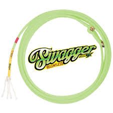 Swagger Relentless 4-Strand Head Rope with CoreTX 32'