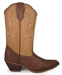 Smoky Mountain Tan Women's Western Boots 6305