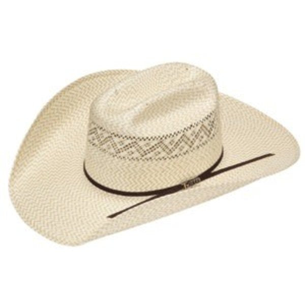 Twister 10x Straw Hat T73640