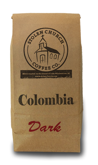 Colombian Coffee (One Pound Bag)