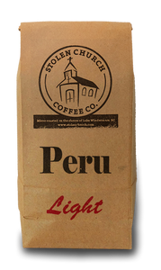 Peru Coffee (One Pound Bag)