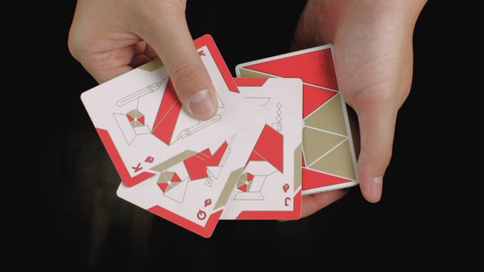 Isometric Playing Cards No. 2