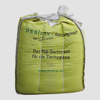DESICAL® plus | 1000kg Big Bag inklusive Versand und Europalette