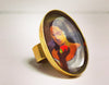 Paul Gauguin Resin Ring