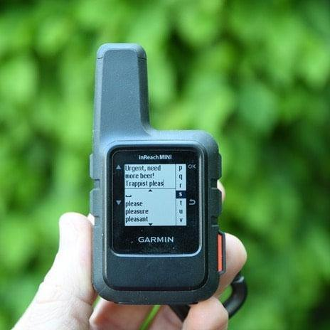 Garmin InReach Mini - Black