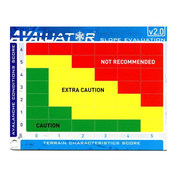 Avaluator Trip Planner 2.0 - Avalanche Safety Solutions