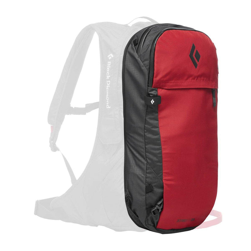 Black Diamond JETFORCE PACK 25L BOOSTER - RED