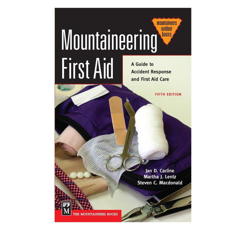 Mountaineering First Aid - Avalanche Safety Solutions