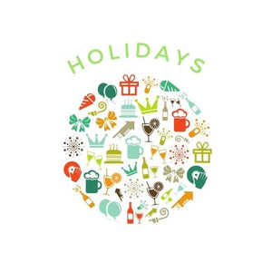 Holiday Digital Designs