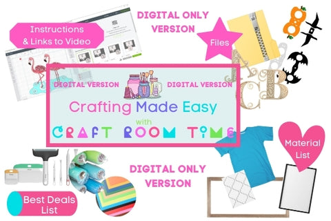 Crafting Made Easy DIGITAL ONLY Month to Month Subscription