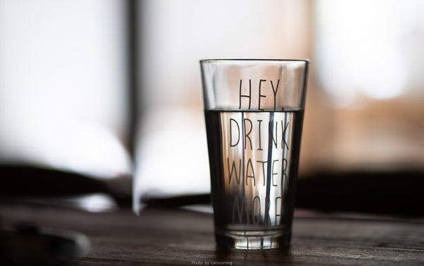 Drink more water image