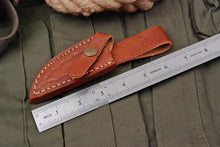 Load image into Gallery viewer, Custom Hand made pure leather sheath AJ-2802