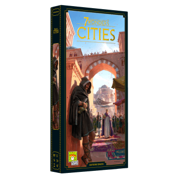 7 Wonders 2nd Ed: Cities Expansion - EN