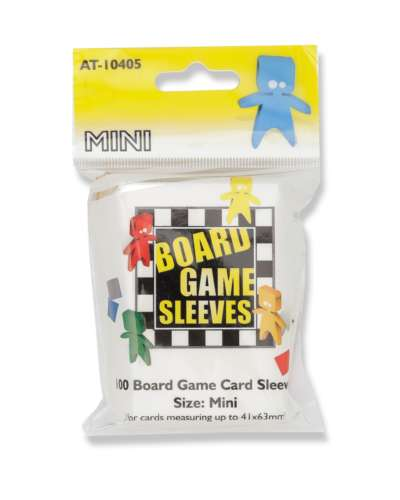 Board Game Sleeves Mini (41x63mm) (100 pcs)
