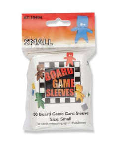 Board Game Sleeves Small (44x68mm) (100 pcs)