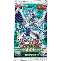 Code of the Duelist Booster EN - OutpostGaming - Stay Safe