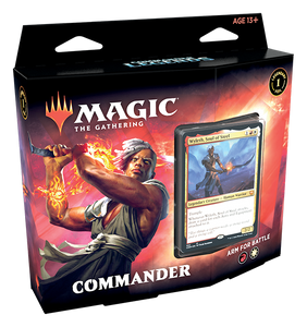 Commander Legends Commander Set of 2 Decks EN