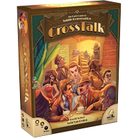 Crosstalk: The Party Game of Subtle Conversation EN