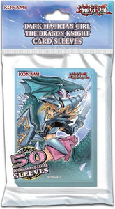 Dark Magician Girl the Dragon Knight - Card Sleeves 50 Sleeves