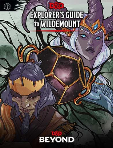 Dungeons & Dragons Explorer's Guide to Wildemount - OutpostGaming - Stay Safe
