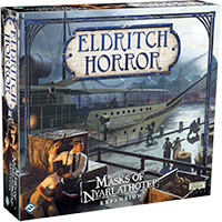 Eldritch Horror: Masks of Nyarlathotep En