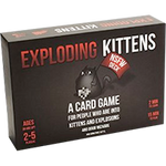 Exploding Kittens: NSFW Edition (Explicit Content) - OutpostGaming - Stay Safe