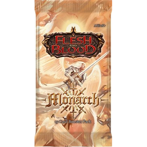 Flesh & Blood TCG - Monarch First Edition Booster EN
