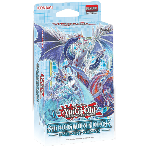 Freezing Chains Structure Deck EN