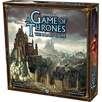 Game of Thrones: The Boardgame 2nd edition EN