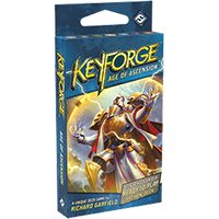 KeyForge Age of Ascension Archon Deck EN - OutpostGaming - Stay Safe