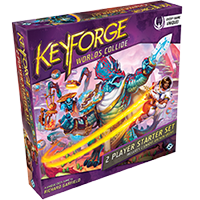 KeyForge Worlds Collide 2-player Starter Set EN - OutpostGaming - Stay Safe