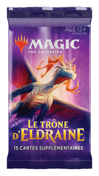 Le Trône d'Eldraine Booster FR - OutpostGaming - Stay Safe